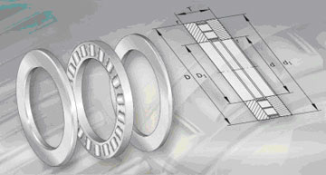Buy Axial cylindrical roller bearings