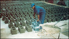 Buy Handmoulds for making concrete bricks