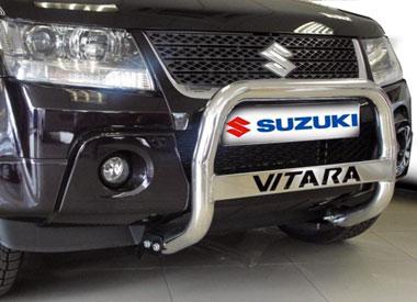 Buy Suzuki Grand Vitara Nudge Bar S/S