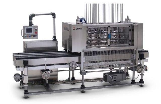 Buy TC 100 Lid Placing Machine