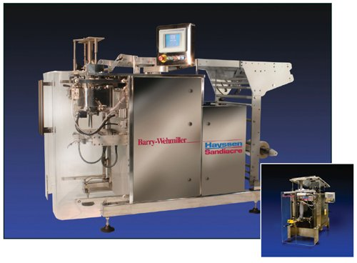 Buy Continuous Motion Packaging Machine