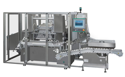 Buy Automatic rigid tubes filling & closing machine