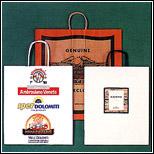 Buy Paper Twist Cord Handle shopping bag