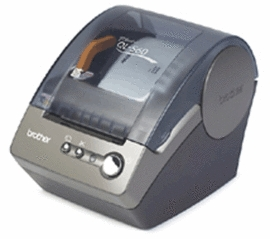 Buy P-touch QL-560 Labelling Machine
