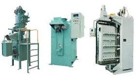 Buy Semiautomatic bagging machine for valve bags