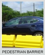 Buy Plastic Pedestrian Barrier