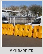 Buy Water Filled Plastic Road Barrier