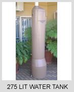Buy 275 Litre water tank