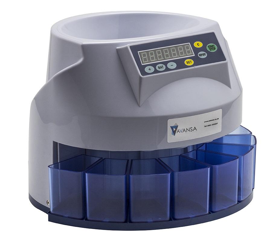 Buy AVANSA SuperCoin1100 coin counter/sorter