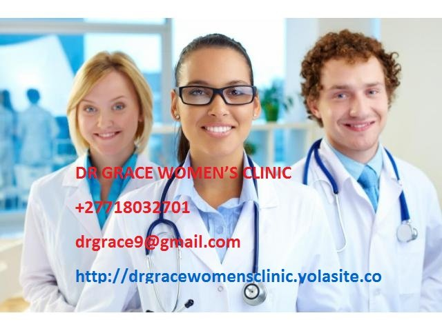 Buy Dr Grace Abortion Clinics in Randburg +27718032701