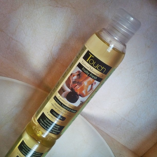 Buy Touch - Natural Massage Oils - Fruity Fresh