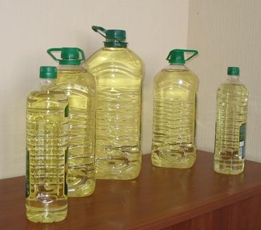 Buy Bottled Sunflower Oil