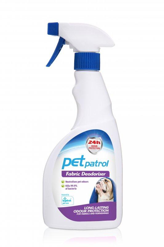Buy Pet Patrol Fabric Deodoriser 500ml