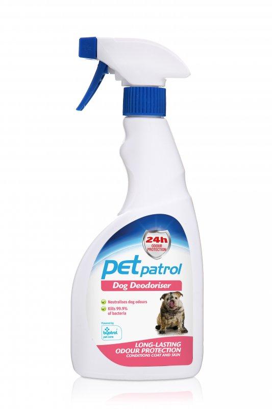 Buy Pet Patrol Dog Deodoriser 500ml