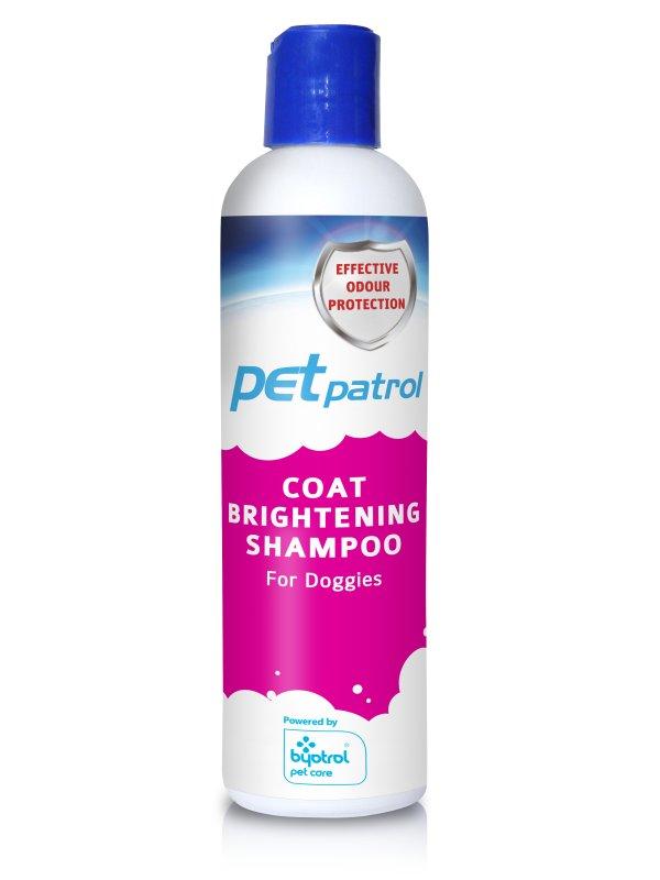 Buy Pet Patrol Coat Brightening Shampoo 250ml