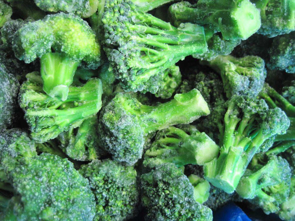 Frozen Broccoli Florets affordable price