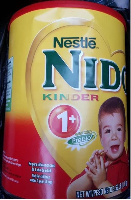 Nestle NIDO Instant Milk Powder
