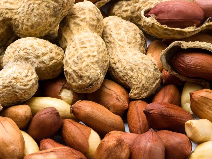 Peanuts,pistachio nuts,hazel nuts,pecan nuts etc