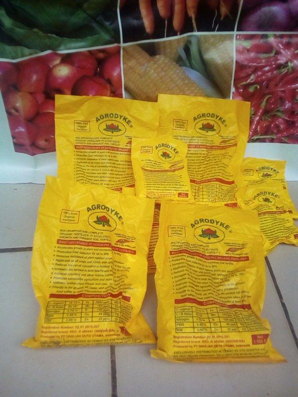 Buy Agrodyke 100% organic fertilizer