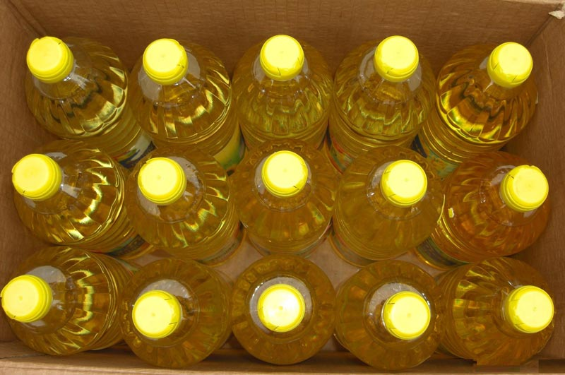 Pure 100% Refined Sunflower Oil Available in Ukraine