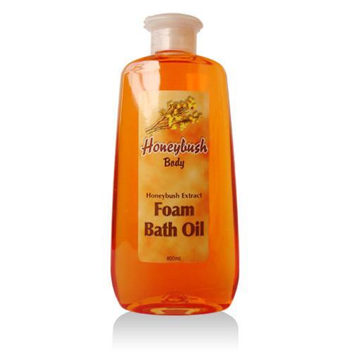 Buy Honeybush Foam Bath Oil