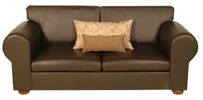 Buy Montrial Division Leather Sofa