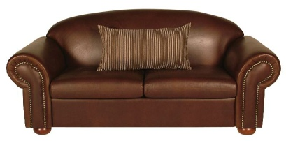 Buy Estate Division Leather Sofa