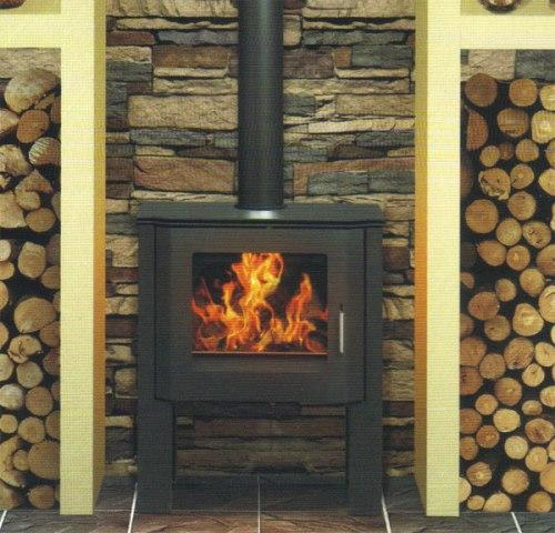 Buy Infiniti 12kw Wood Stove