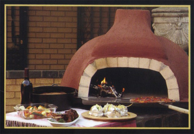 Buy Jetmaster Wood Burning Pizza Oven