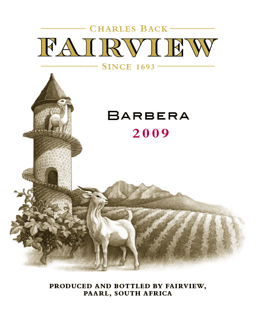 Buy Fairview Barbera 2009 Wine