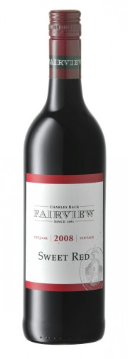 Buy Fairview Sweet Red 2008 Wine