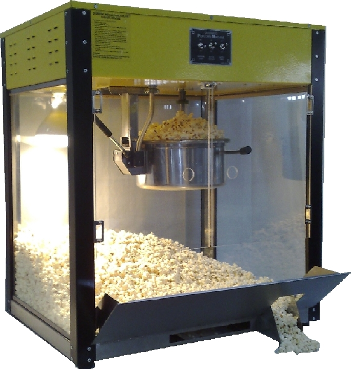 Buy Industrial Popcorn Machine