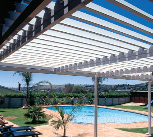 adjustable aluminium louvre patio awnings buy in alberton
