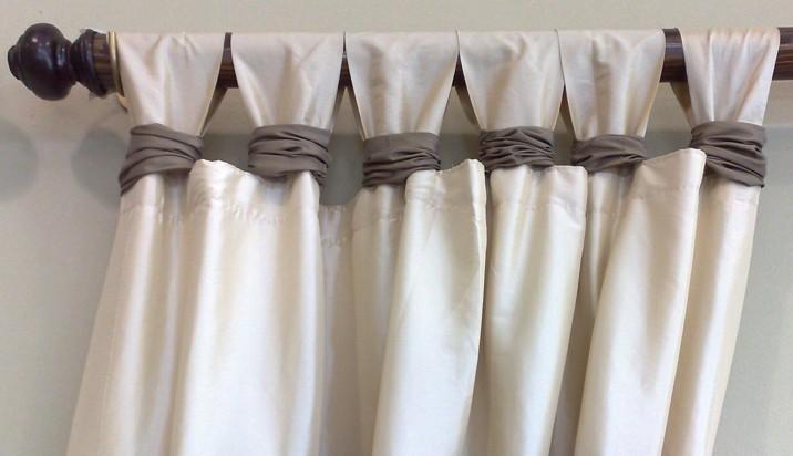 Buy Tab-Top Headings Curtains