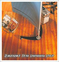 Buy Zimbabwe Teak Flooring
