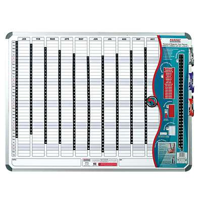 Buy Parrot Magnetic Whiteboard Year Planner