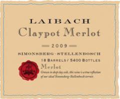 2009 Claypot Merlot Wine