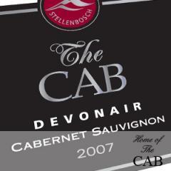 2007 Cabernet Sauvignon wine