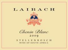 2009 Chenin Blanc Wine