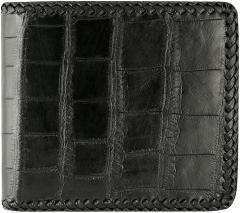 Croc Belly Wallet