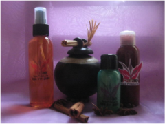 Various Blends and Products