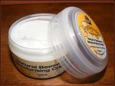Natural Beeswax Hand Cream 50ml