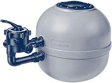 AQUASWIM®Filter High rate sand filter