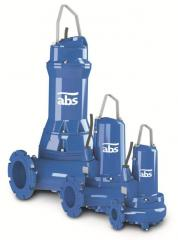 ABS Submersible Sewage Pump XFP 1.3-30 kW