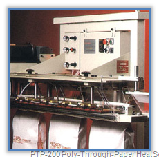 PTP-200 Poly-Through-Paper Heat Sealer