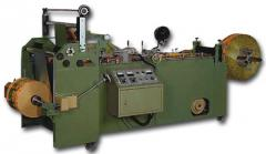 Central-Sealing and Gusset Machine