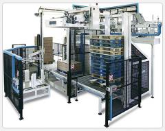 Infeed Palletisers