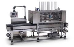 TC 100 Lid Placing Machine