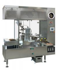 RSF 3 Ampoules Filling & Sealing machines