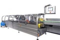 CMH-C - End load cartoning machine